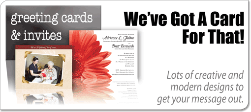 Announcements, greeting cards, wedding invites, invitations