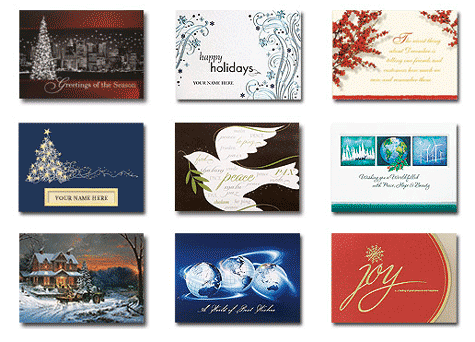 Holiday Greeting Cards | Print & Copy Factory | PCFWebSolutions