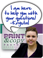Krystal to help with a quote