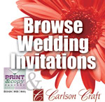 Browse Wedding Invitations
